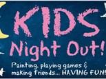 Kids Night Out! - Dragon/Unicorn Mug - April 20th