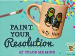 Maker's Night - Paint Your Resolution! - Dec. 27