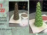 Clay Class!  Christmas Tree
