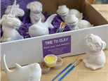 Pottery Painting Party To Go