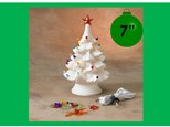 Ceramic Christmas Trees, 210