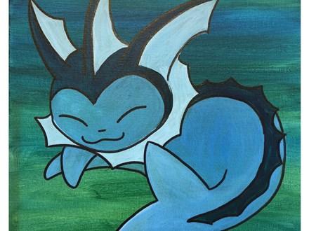 Parent's Night Out - Pokemon Eeveelutions - 01.12.19