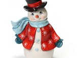 ADULT VINTAGE SNOWMAN PAINTING PARTY: Saturday, December 29th 6:00-9:00PM