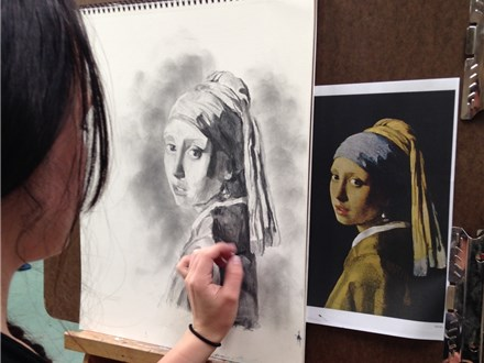 Teen/Adult Drawing and Oil Painting Thursdays 6:30-8:30pm Aug 8-Dec  19,2019 at Sketch Pad Art Stud