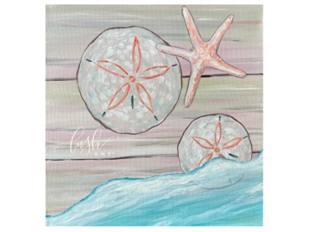 Sand Dollars Paint Class - Perry