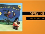 Storytime -Room on the Broom