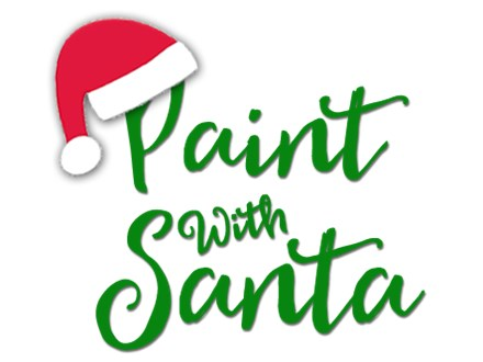 Paint With Santa! Friday, December 15th 2017