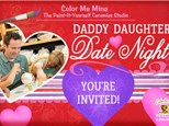 Daddy Daughter Date Night - August 5, 2017