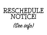 $15 Friday Rescheduled for Next Week!