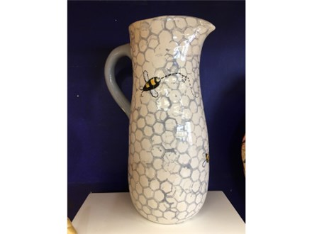 Elegant Pitcher Painting Class