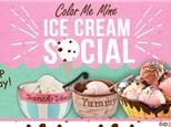 Annual Ice Cream Social! Sunday July 21st @ 1:00pm