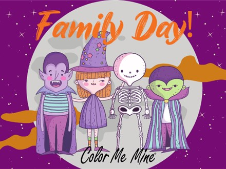 Family Day October 31