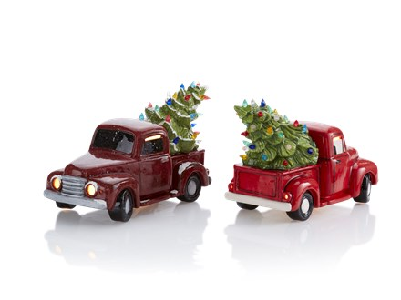 December Holiday Truck Painting Workshop!