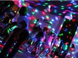 Artsy Hive's Neon Dance