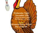 Thanksgiving Eve Gobbler 9 Pin Handicap Tournament