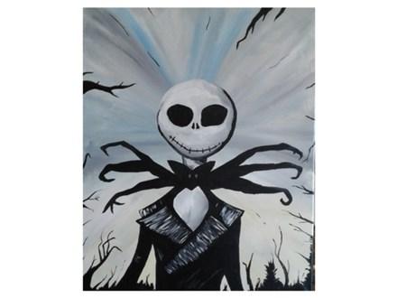 Jack! - Paint & Sip - Dec 2