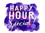 Happy Hour - Wednesday, September 19