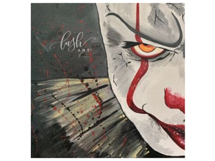 Pennywise Paint Class