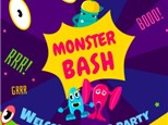 Halloween Monster Bash at A Colorful Universe