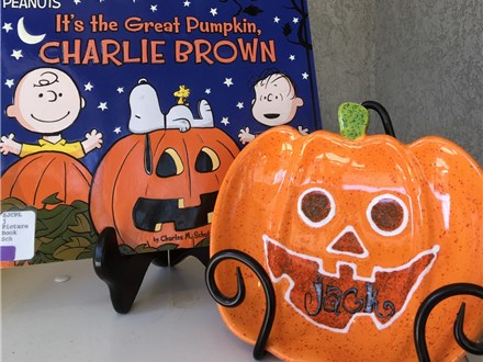 """Pre-K Story Time """"The Great Pumpkin Charlie Brown"""""""