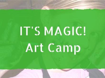 IT'S MAGIC! Multi-Media Art Camp