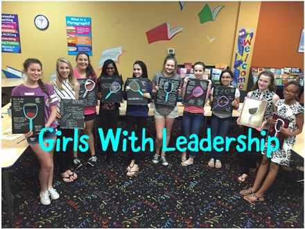 Girls With Leadership-HS (9th-12th) TAMPA- February 22