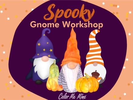 Spooky Gnome Workshop