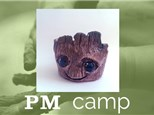 Baby Groot Planter (Movie Magic) July 18th, Afternoon Camp 2017