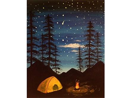 California Campfire