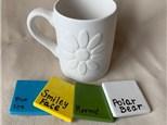 Daisy Mug Take Home Kit