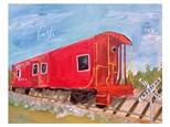 Train Paint Class