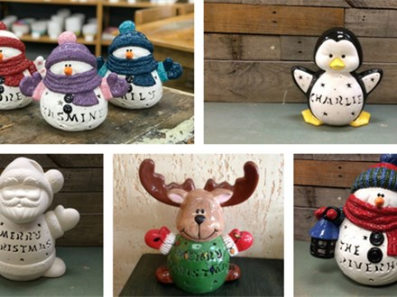 Christmas in July - Custom Carved Holiday Items
