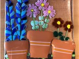 Glass Fusion Flower Garden Workshop - Mom & Me -Friday 3/23