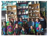 Tie Dye Workshop - Fish! - 7/15