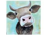 Cow Paint Class