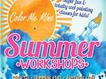 """Lemonade Week"" - Lemonade Platter (paper technique) - Thursday, July 8th: 10:00am-1:00pm"