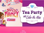 Fancy Nancy Tea Party - June 22 @ 10am