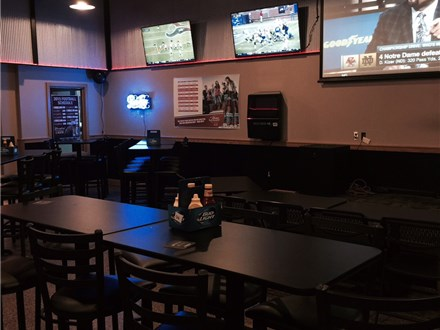 Sports Bar Table Reservation