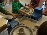 Pottery Wheel Workshop - Morning Session - 05.23.17