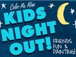 Kids Night Out-Fri, Oct 8th