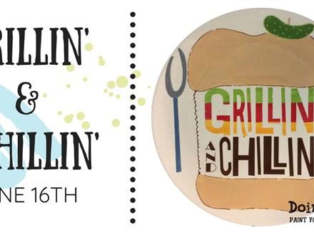 Grillin' & Chillin' Summer Camp
