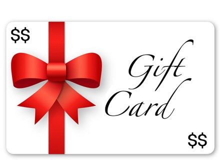 Gift Card from Magic Brush Pottery & Fused Glass