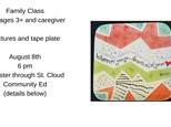 Family Class-Design a Plate