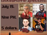 Summer Showcase Series - July 19 - Muskegon