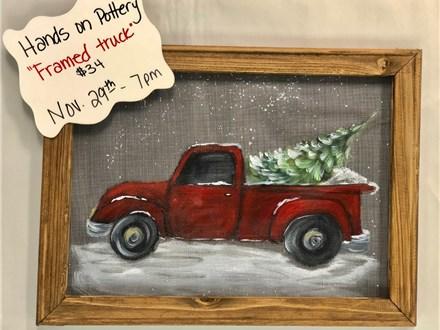 You Had Me at Merlot - Framed Truck - Nov. 29th