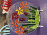 Spring Flower Fused Glass Class - May 6th