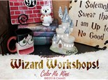Tween Summer Workshop - WIZARDS - June 18th-22nd