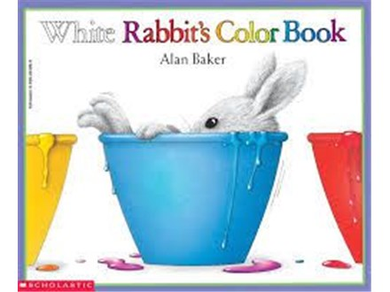 Story Time - White Rabbit's Color Book - Morning Session - 04.08.19