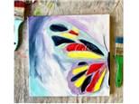 Butterflies Paint Class - WR