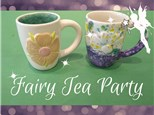 Fairy Tea Party at KILN CREATIONS